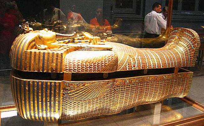 Proteção do Anel Atlante e as 18 vítimas do faraó